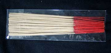 Thai Buddhist Temple Incense - 100 Sticks