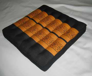 large square traditional thai floor meditation cushions