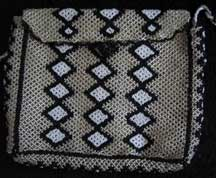 African Zulu Hand Beaded Purse (p11)