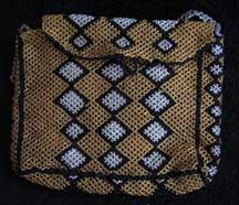 African Zulu Hand Beaded Purse (p12)
